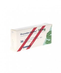 Oxycodon 10mg Kopen