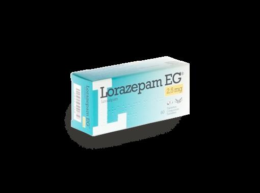 Lorazepam 2.5mg Kopen